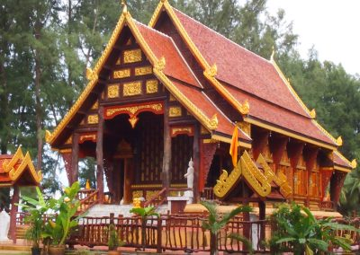 Ta Sai Temple Thai Village Tour