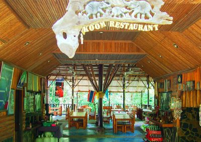 Restaurant Khao Sok National Park