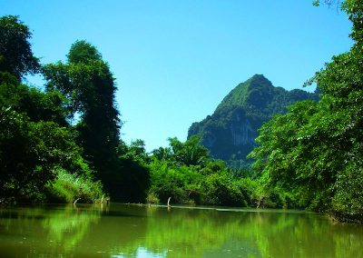 Khao Sok National Park River Rafting